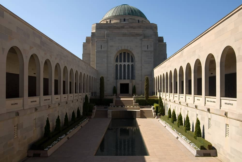 Australian War Memorial, Canberra, ACT