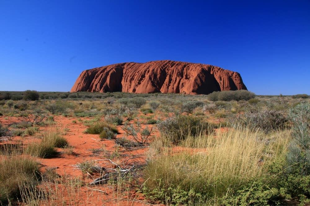 Uluru, Ayres Rock, Australia