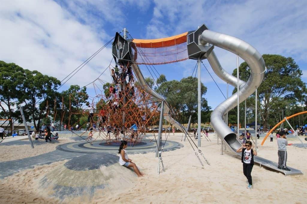 Fairfield Park Sydney school holidays
