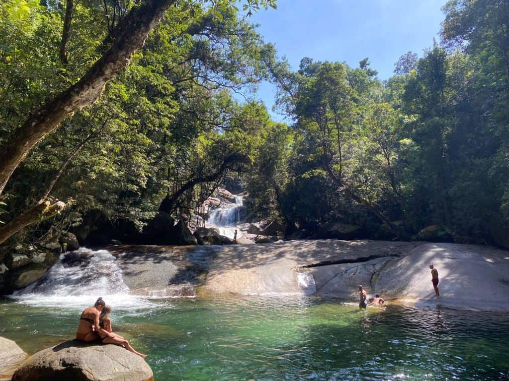 Josepine-Falls near Cairns