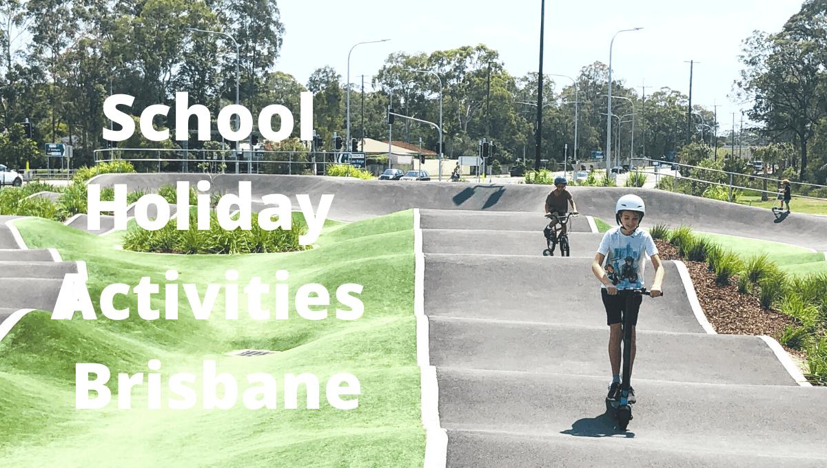 The best school holidays in Brisbane
