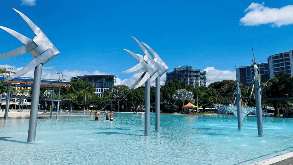 Free school holiday activities Cairns