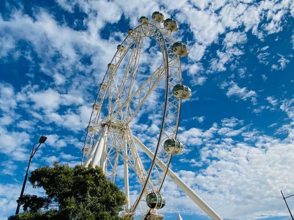 Melbourne-Wheel