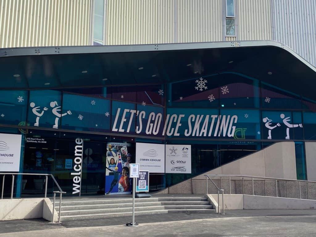 Melbourne-ice-skating