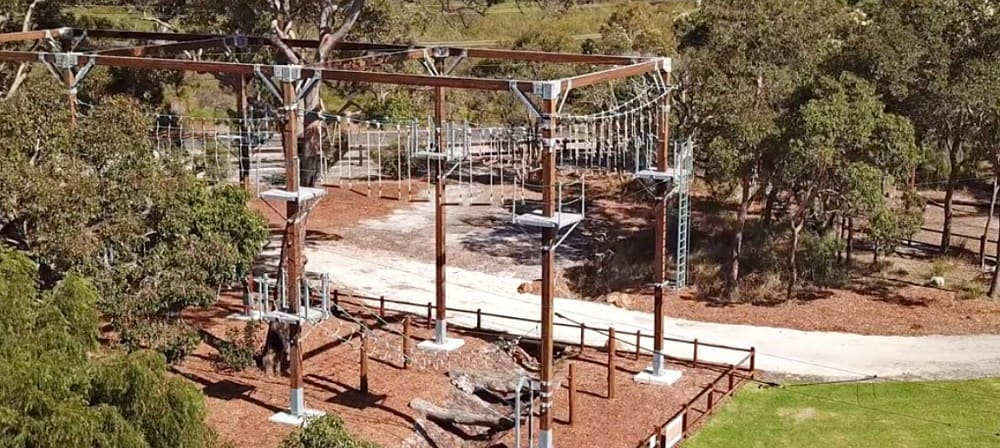 Climb Zone Perth for teenagers